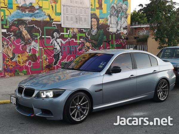 BMW 3-Series 2,5L 2010-4