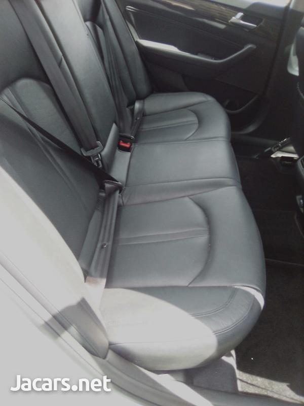 Hyundai Sonata 1,8L 2015-6