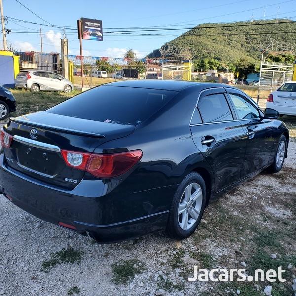 Toyota Mark X 2,4L 2011-4
