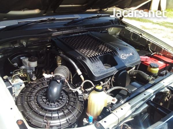 Toyota Hilux 2,5L 2015-2