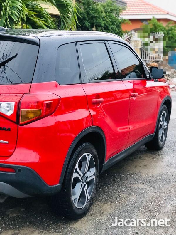 Suzuki Vitara 1,6L 2016-3