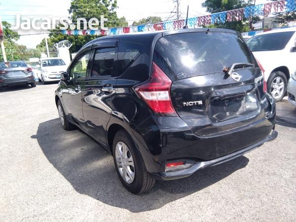 Nissan Note 1,5L 2018-4