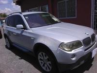 BMW X3 3,0L 2008