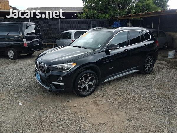BMW X1 2,5L 2018-2
