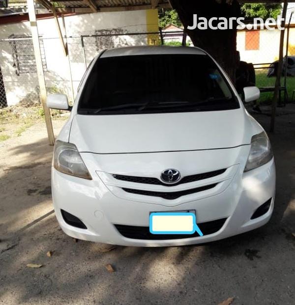 Toyota Belta 1,0L 2009-6