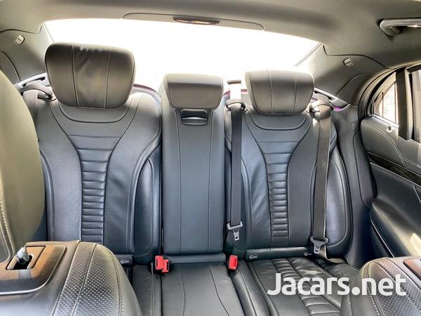Mercedes-Benz S-Class 5,0L 2014-13