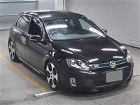Volkswagen GTI 2,0L 2013