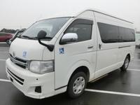 2010 TOYOTA Regiusace Commuter Bus