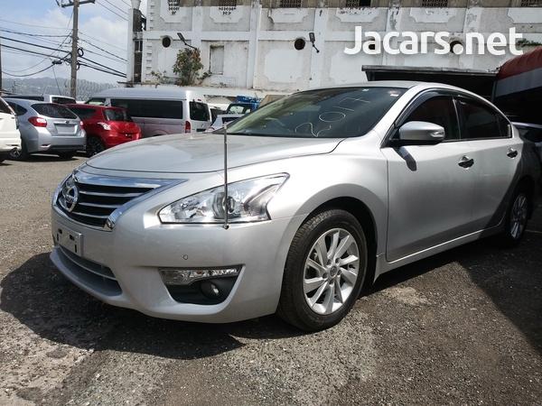 Nissan Teana 2,4L 2017-5