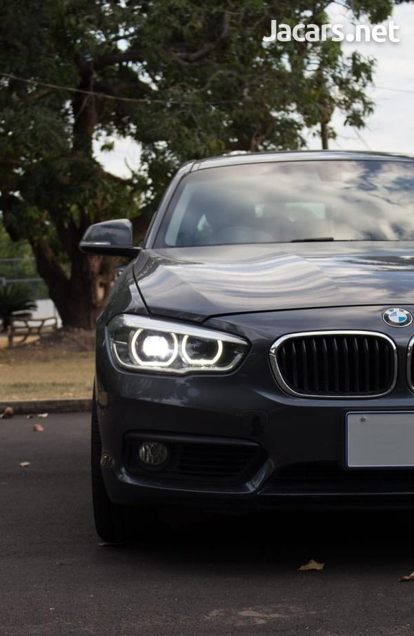 BMW 1-Series 1,6L 2016-1