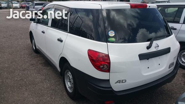 Nissan AD Wagon 1,3L 2014-2