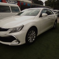 Toyota Mark X 2,5L 2017