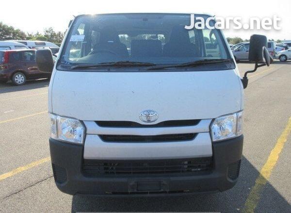 2016 Toyota Hiace Bus-1