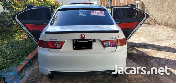 Acura TSX special edition 2,4L 2004-2