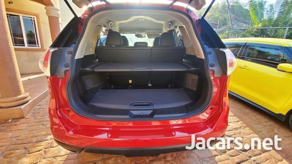 Nissan X-Trail 2,0L 2016-7