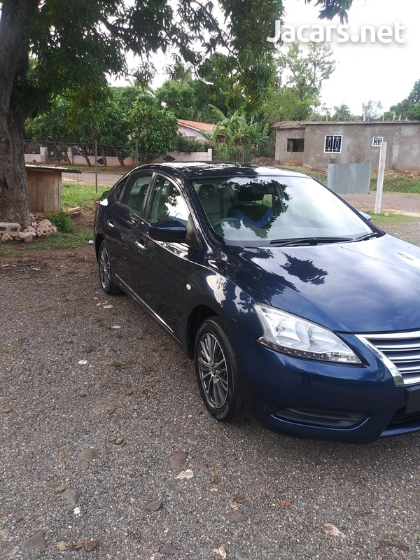 Nissan Sylphy 1,6L 2015-1