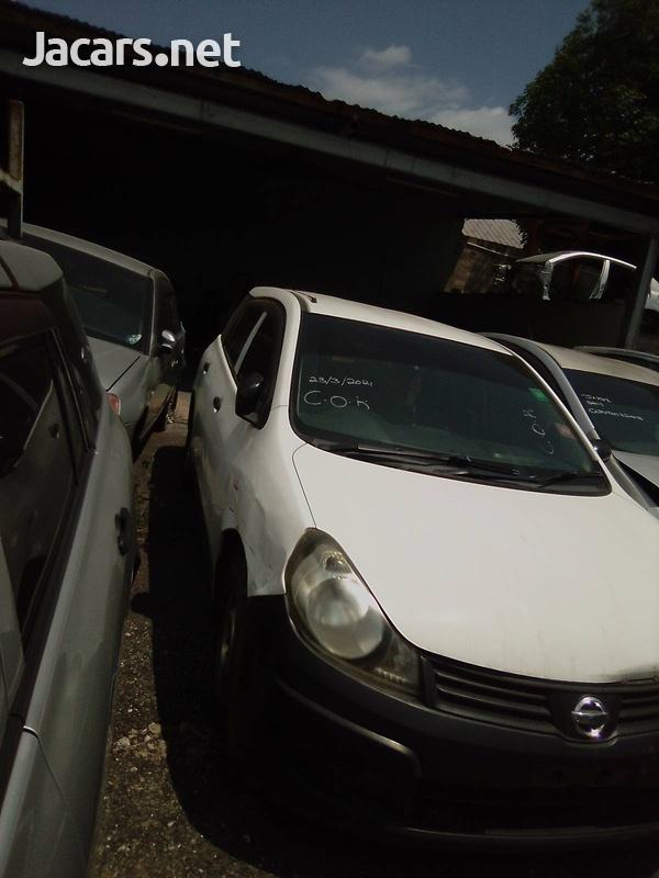 Nissan AD Wagon 1,5L 2013-9