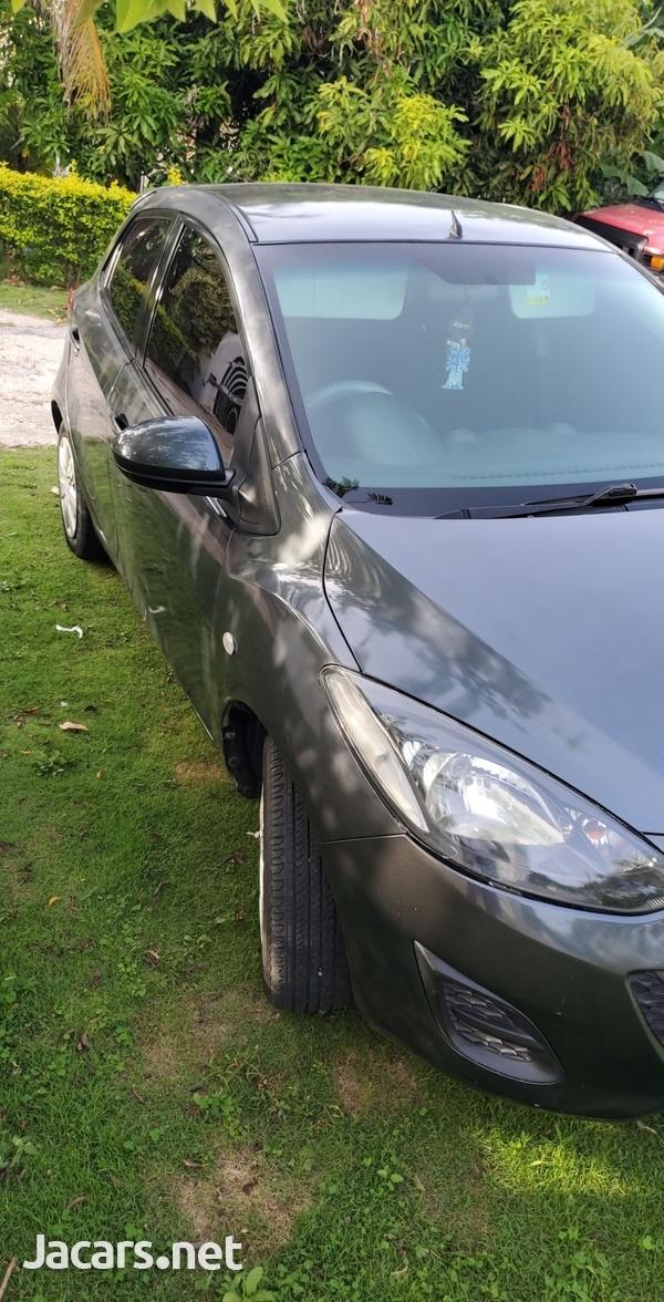 Mazda Demio 1,5L 2013-5