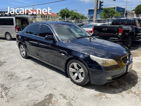 BMW 5-Series 3,0L 2008-3