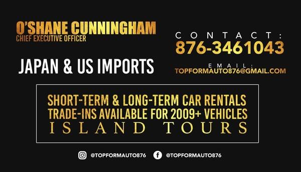 Top Form Auto Sales