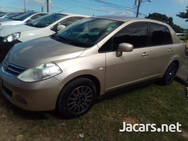 Nissan Tiida 1,3L 2012-3