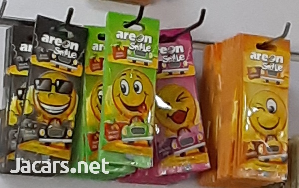 3 Pack Car Smile Air Freshener - Free Shipping-3