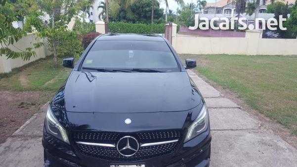 Mercedes-Benz CLA-Class 2,0L 2014-2