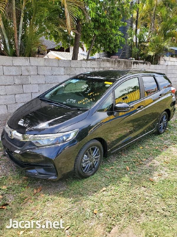 Honda Fit Shuttle 1,5L 2016-2