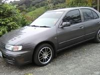 Nissan Pulsar 1,4L 2000