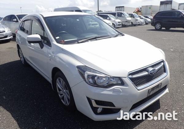 Subaru Impreza 1,6L 2016-8