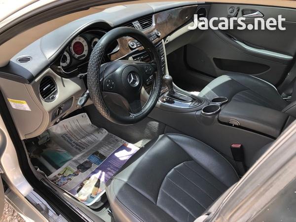 Mercedes-Benz CLS-Class 5,0L 2009-5
