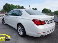 BMW 7-Series 3,5L 2013