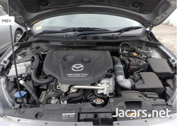 Mazda Demio 1,5L 2016-5