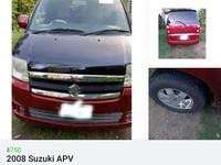 Suzuki APV 1,2L 2008