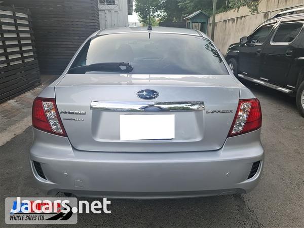 Subaru Impreza 1,5L 2010-5