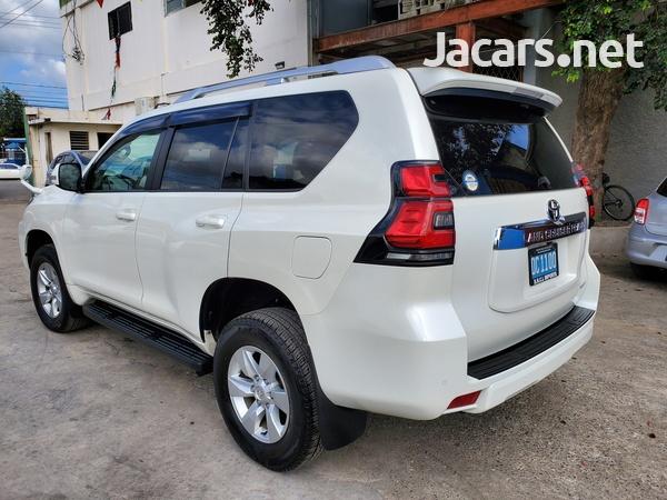 Toyota Land Cruiser Prado 2,7L 2018-4