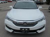 Honda Accord 3,5L 2017