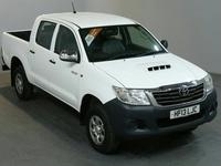 Toyota hilux 2,7L 2013