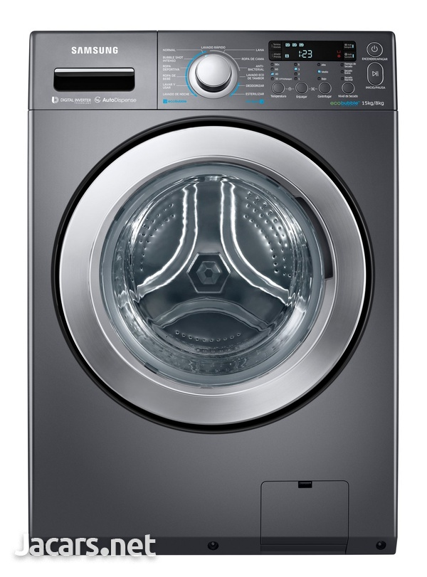 SAMSUNG WASHER AND DRYER COMBO-6