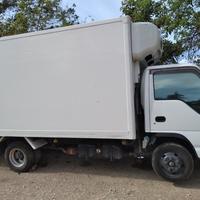 2007 Isuzu Elf Freezer Truck