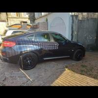 BMW X6 3,5L 2009
