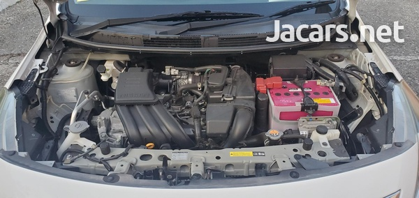 Nissan Latio 1,2L 2016-13