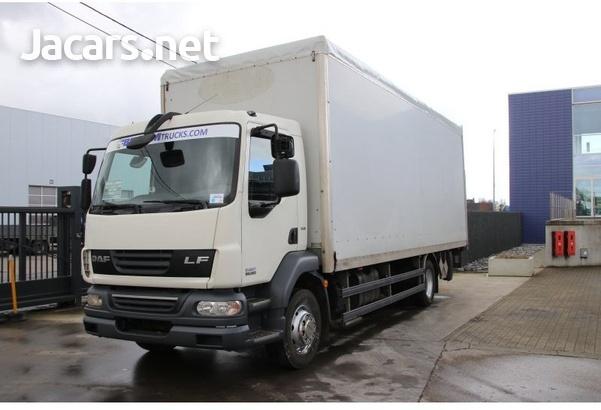DAF Box Truck 7.5T 2008-2