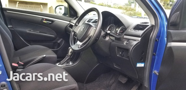 Suzuki Swift 1,2L 2016-10