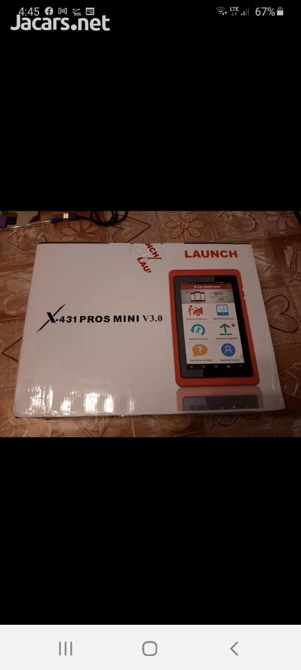 BRAND NEW LAUNCH X431 PROS MINI-4