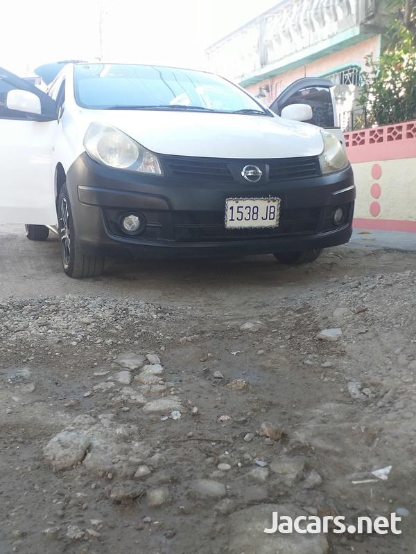 Nissan AD Wagon 1,6L 2013-5