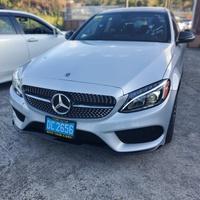 Mercedes-Benz C-Class 2,0L 2018