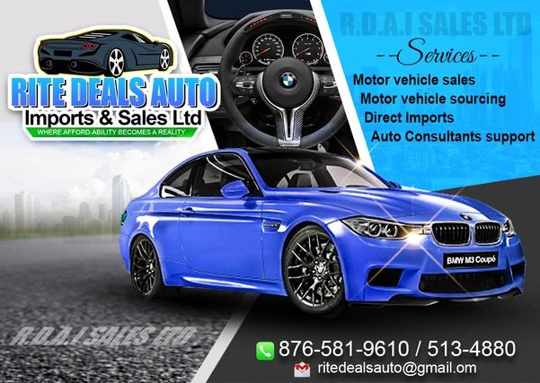 Rite Deals Auto Import & Sales Ltd