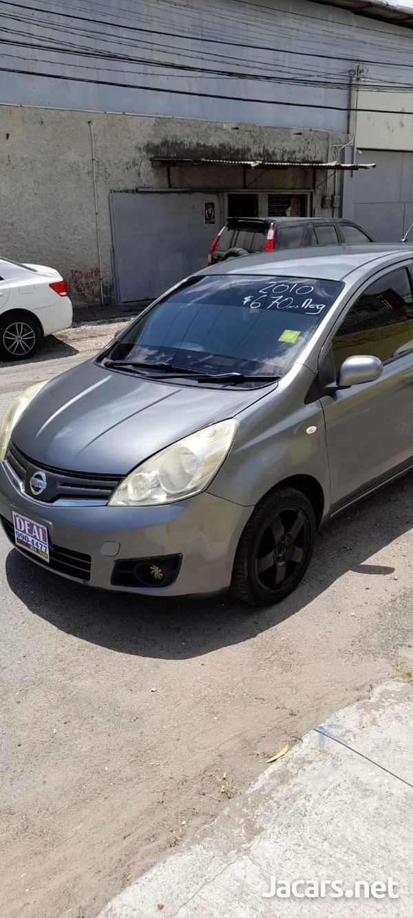 Nissan Note 1,5L 2010-3