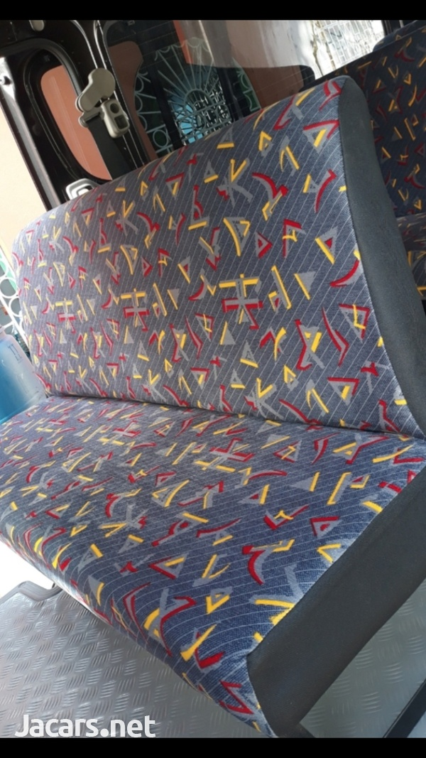 BUS SEATS WITH COMFORT AND STYLE.WE BUILD AND INSTALL.CONTACT 8762921460-10